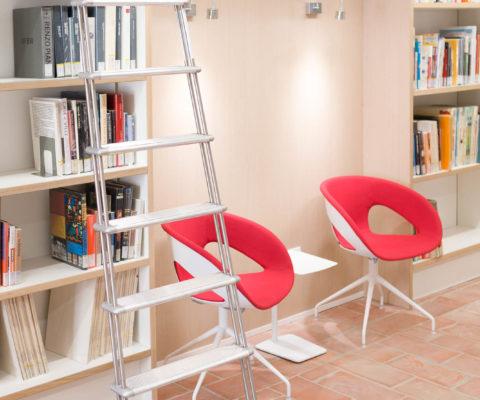 Biblioteca Comunale di Arco (TN) - Pizzedaz Interior Design