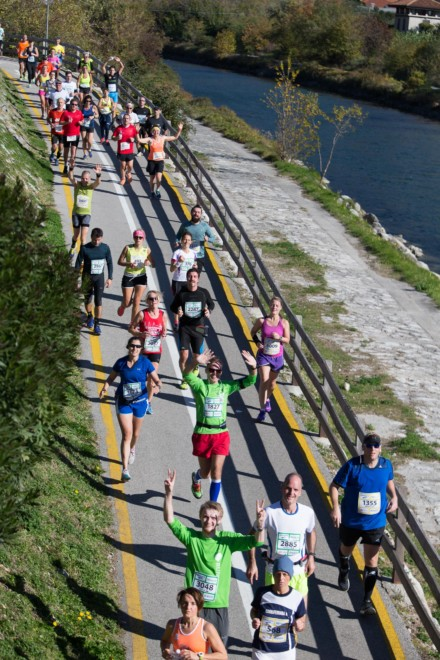 Garda Trentino Half Marathon 2015