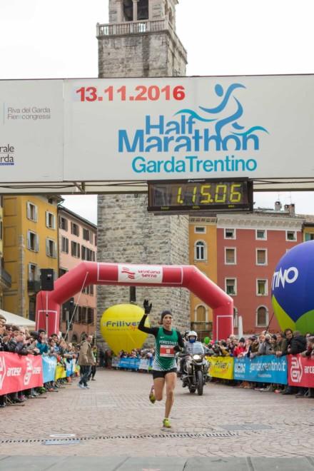 Garda Trentino Half Marathon 2016