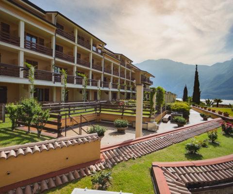 Hotel Caravel - Limone sul Garda - Struttura