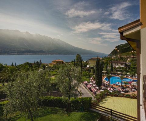 Hotel Caravel - Limone sul Garda - Panorama