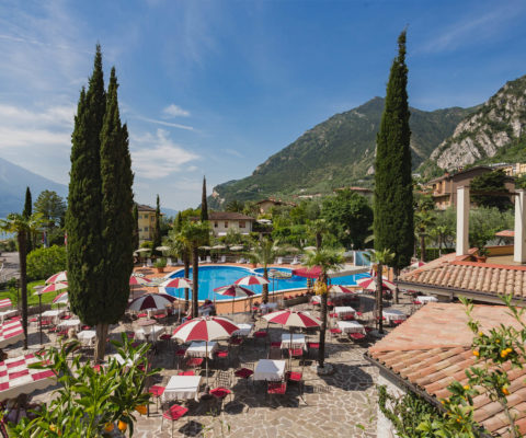 Hotel Caravel - Limone sul Garda - Pool