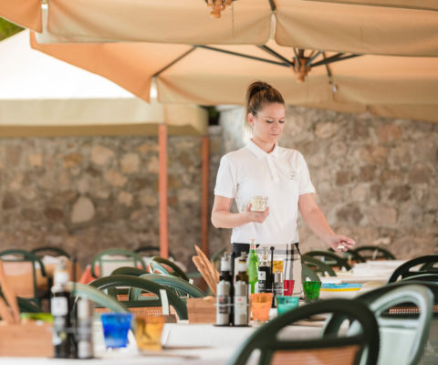 Hotel Caravel - Limone sul Garda - Food and Bar