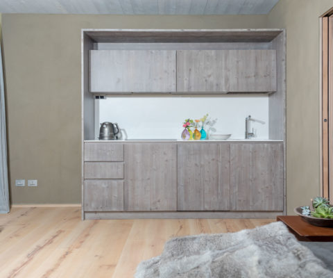 Cucina - Dettagli di design - Mezzolago Apartments - Ledro (TN)