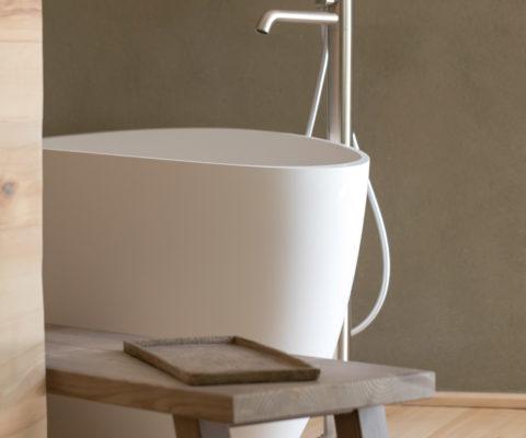 Fotografia di interni - arredamento biocertificato - Tulipa Natural Home - Mezzolago Apartments - Ledro (TN)