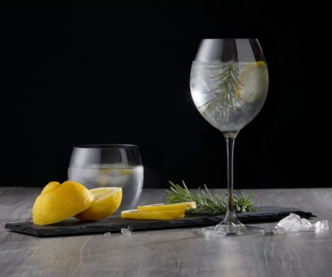 Gin Tonic - fotografia di beverage