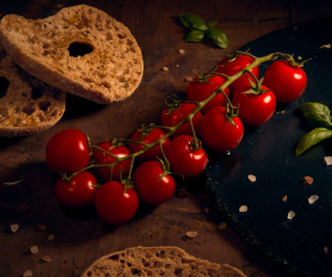 Fotografia pubblicità frutta e verdura
